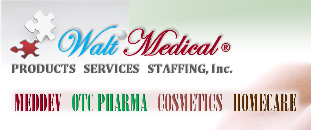 Walt Medical Logo